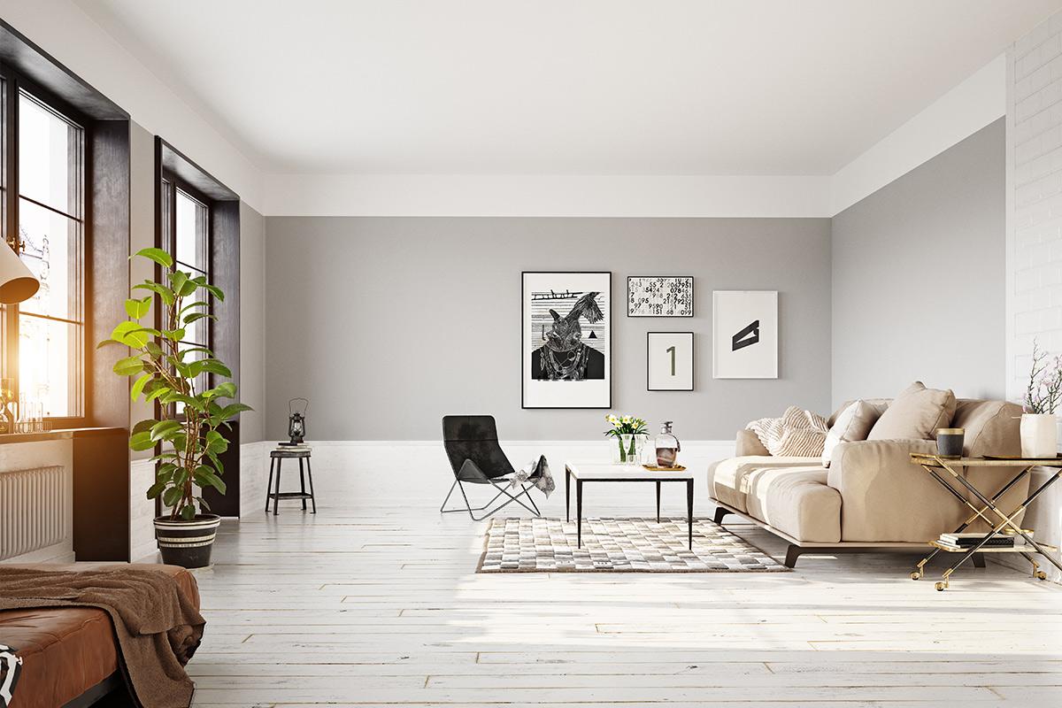 Interior & Graphic Design